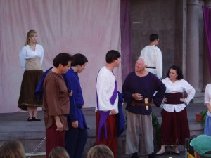 Much Ado About Nothing in Chico Downtown Plaza
